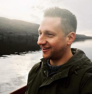Damian Kwasnik Portrait