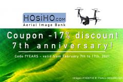 HOsiHO just turned 7 years !