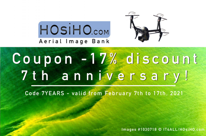 HOSIHO 7 ANS COUPON 17%-UK For FB