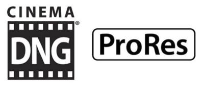 Logo PRORES DNG