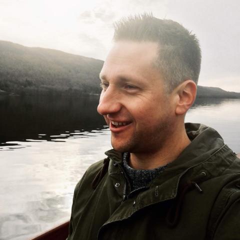 Entretien avec Damian Kwasnik - Londres, Royaume-Uni