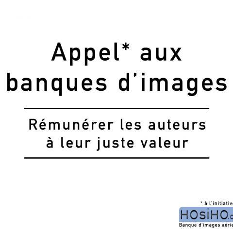 Appel à toutes les banques d'images