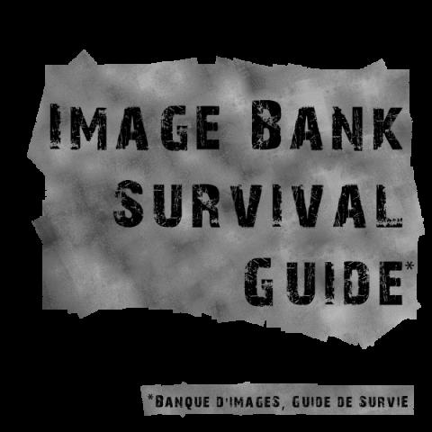 HOsiHO publie un Guide de survie en banque d'images!
